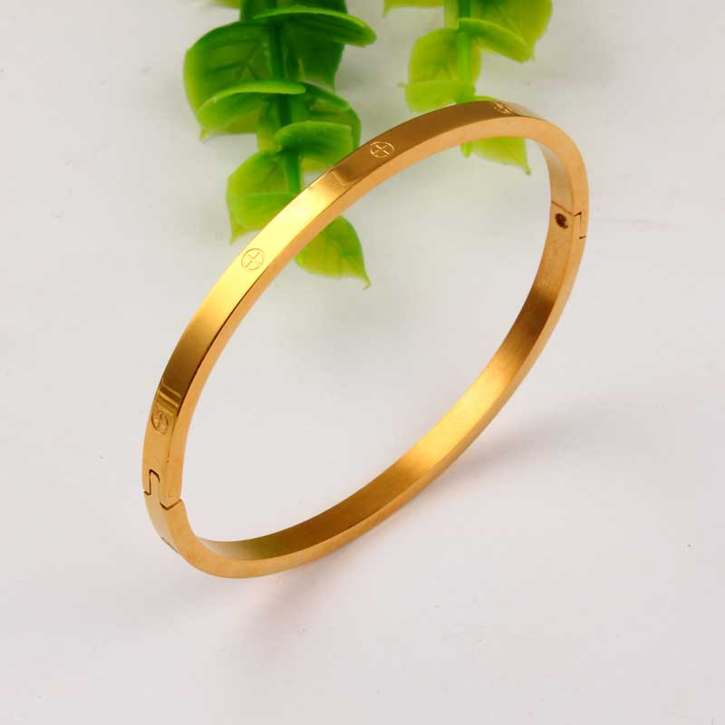 XUANHUA Stainless Steel Cuff Bracelets Bangles For Women Fashion Jewelry Charm Jewelry Accessories Bohemian Stylish Classic 2