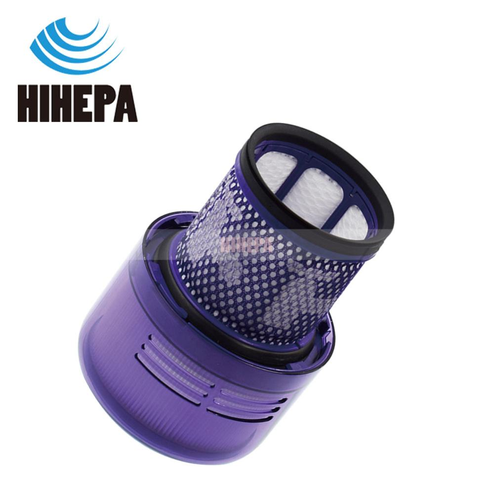 Image 4 - 1 sztuk zmywalny filtr HEPA Post dla Dyson V11 SV14 stick odkurzacz ręczny porównaj z częścią #970013 02Części do odkurzaczy   -