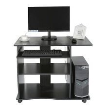 Easy To Assemble Laptop Desk With Rollers For Children To Learn Homework Desk Writing Desk Office Furniture HWC