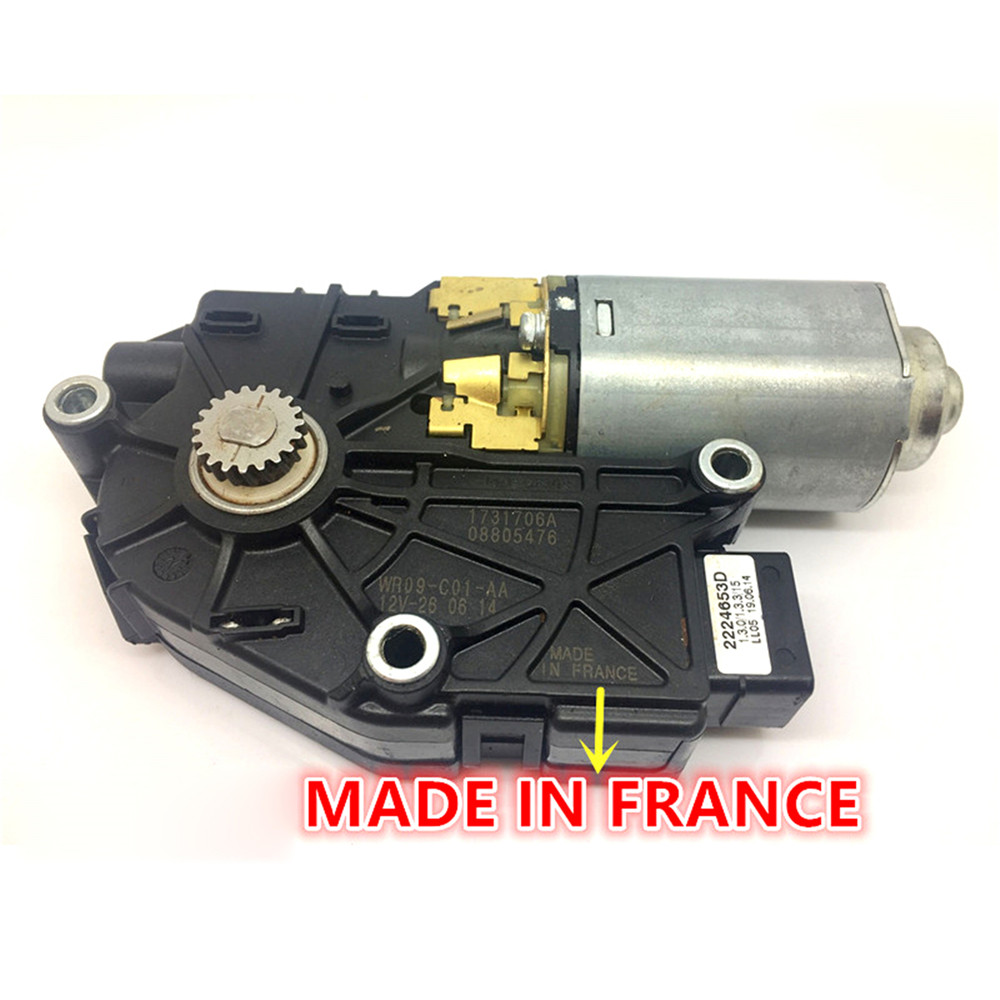 Skylight Motor For Buick Excelle 1.6 1.8 HRV Regal LaCrosse Cruze Sunroof Motor Repair Parts Car Accessories