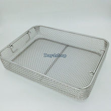 New Stainless steel sterilization tray case box surgical instrument stainless steel endoscope sterilization tray box case surgical instrument tool tray
