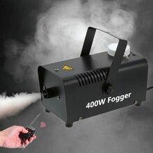 Drahtlose Fernbedienung 500W Rauch Maschine Mit RGB Led leuchten/400W Nebel Maschine/Rauch Auswerfer Bühne effekt Disco DJ Party/Fogger