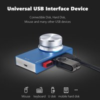 Usb Controller Usb Volume /Audio Adjuster Pc Speakers Switch Control Module For Computer/Laptop Pc Videos