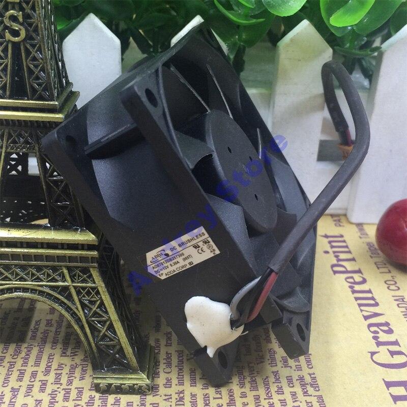 Ventilador do Projetor Rolamento de Esferas Adda Original 0.3a 7025 7 cm Dobro 4200 Rpm 45cfm Ventilador ar Ad07012db257300 12 v