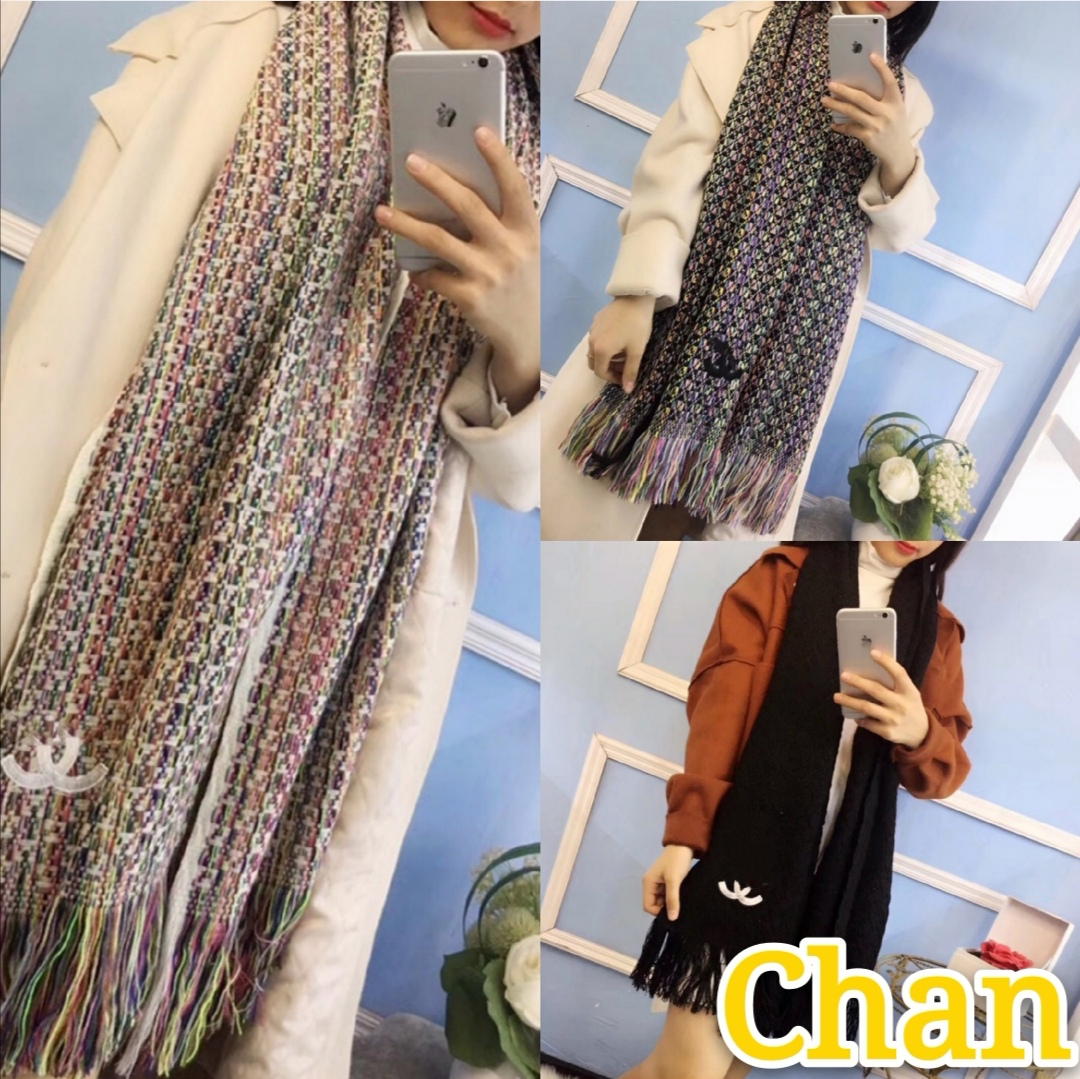 2020 Brand New Design Woman Cashmere Scarf Wool Shawl Fashion Warm Gift Winter Fall