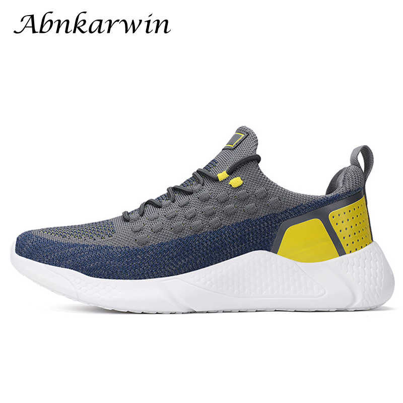 Sport Shoes Men Running Sneakers Light