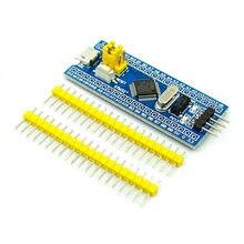 Original STM32F103C8T6 ARM STM32 Minimum System Development Board Module For Arduino ST-Link V2 Mini STM8 Simulator Download