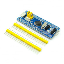 Original STM32F103C8T6 ARM STM32 Minimum System Development Board Module For Arduino ST-Link V2 Mini STM8 Simulator Download