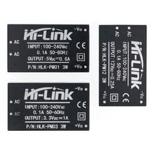 HLK PM01 HLK PM03 HLK PM12 AC DC 220 に 5v/3.3v/12vミニ電源モジュール、インテリジェント家庭用スイッチ電源モジュール