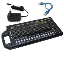 512 Kênh DMX & RDM Bộ Điều Khiển Ánh Sáng Sân Khấu DMX Tay Cầm Dmx512 Tay Cầm Làm Việc Với Nguồn USB Ngân Hàng Đèn Sân Khấu thiết Bị DJ