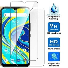 Tempered-Glass Screen-Protector Umidigi A7 A9 Pro for 9H Toughened Film-Guard Case