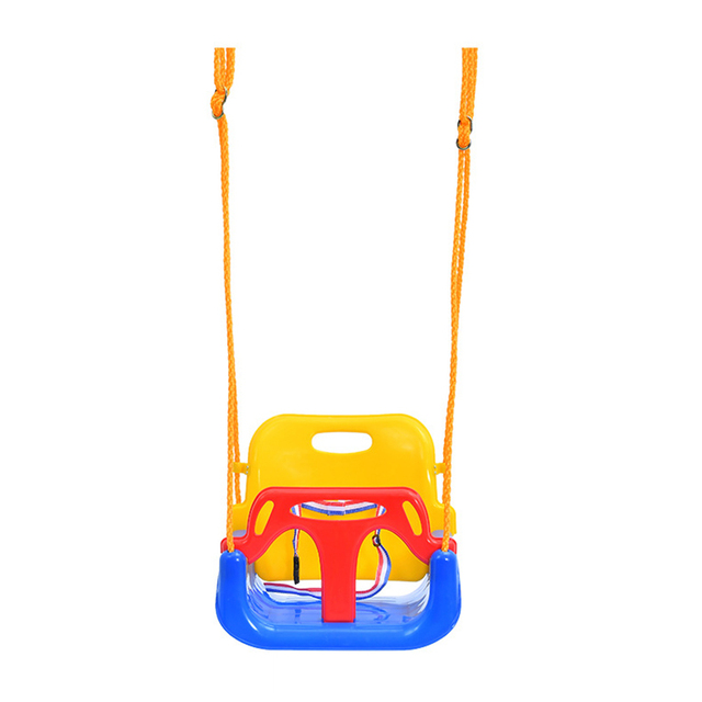 3 in 1 Kids Swing Toys Anti-skid Hanging Swing Chair Sport ItemToys for Children Baby Swings Set Indoor Outdoor Toys Trapeze 4
