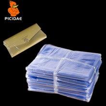ПВХ термоусадочные мешки/прозрачные мембранные пластиковые косметические упаковочные мешки/пластиковый термоусадочный мешок