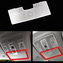 รถอ่านไฟแผงตกแต่งโคมไฟโดมสำหรับ Mercedes Benz GLE W166 ML GL GLS X166 อัตโนมัติอุปกรณ์เสริม