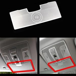 Image 1 - รถอ่านไฟแผงตกแต่งโคมไฟโดมสำหรับ Mercedes Benz GLE W166 ML GL GLS X166 อัตโนมัติอุปกรณ์เสริม