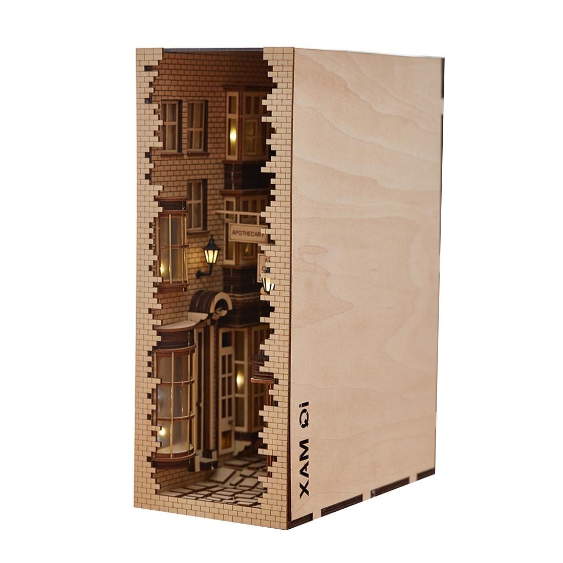 H803188ca78504ad19882b56547c706deb - Robotime - DIY Models, DIY Miniature Houses, 3d Wooden Puzzle