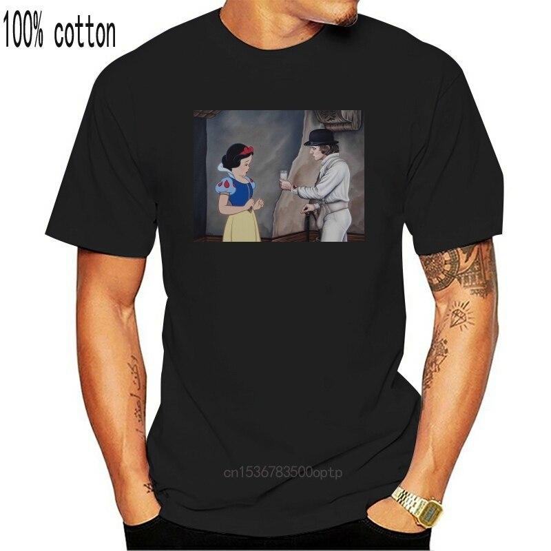 Camiseta de trabajo con un reloj naranja y nieve 024335