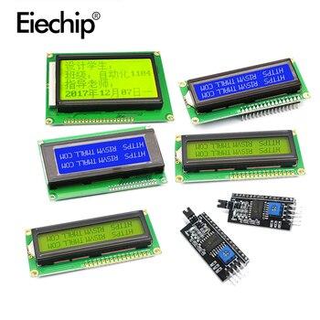 LCD Module 16x2 IIC/I2C lcd display screen for arduino,1602A 2004A character LCD blue green screen blacklight 5V for MEGA2560 blacklight blue
