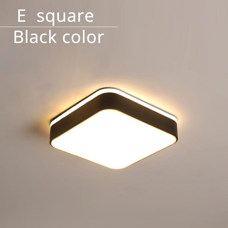 E square black