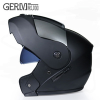 motorcycle helmet off road moto cross safety helmet with double lens for unisex in four season