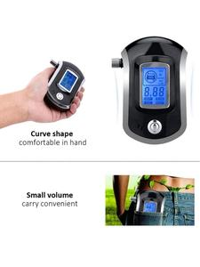 Security Products Professional Digitals Breath Alcohol Tester LCD Display Police Alcohol