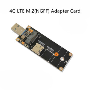 4G Adapter Board Development Board M.2 NGFF Adapter Board for quectel EM05 EM06 EM12-G EM20-G Huawei Module SIM Card