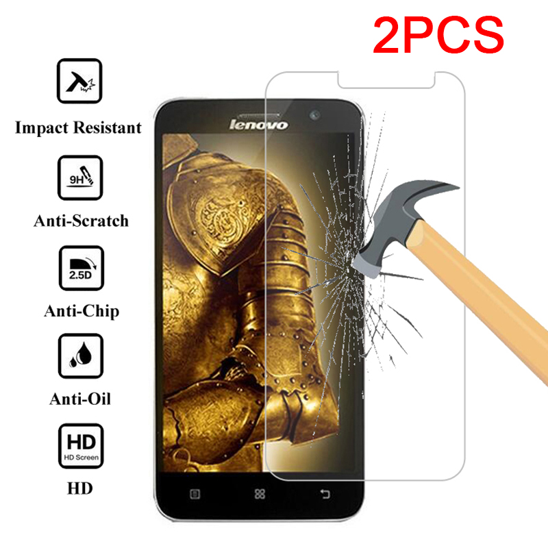 Protective Glass for P70 P780 P2 P1 Tempered Glass for Lenovo A5 A536 A516 9H HD Screen Protector for A328 A316i A2010 A1000
