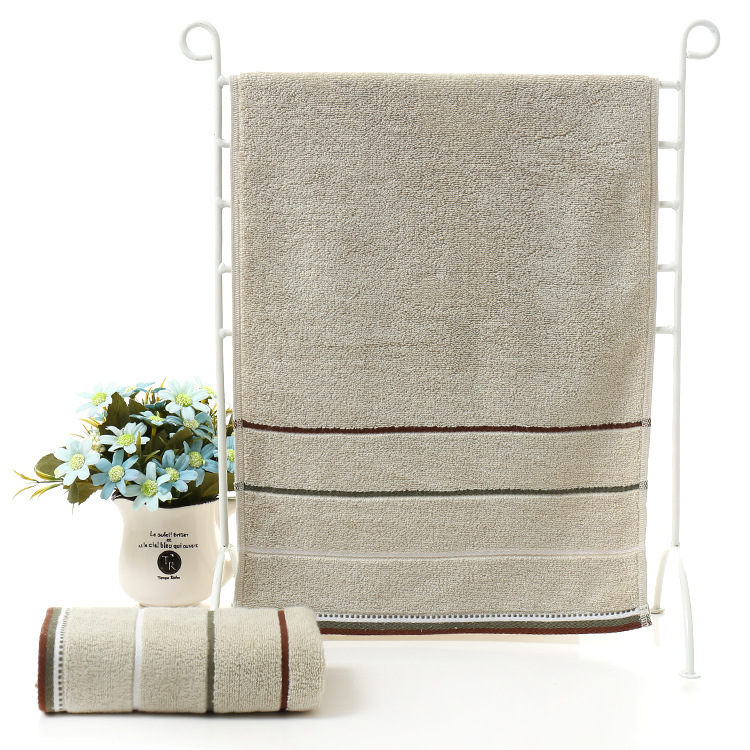 Bath towel adult beach towel fast drying soft 17 color thick superabsorbent antimicrobial Family Hotel Towel in Face Towels from Home Garden
