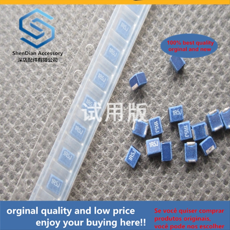 50pcs 100% Orginal New Best Quality SMD Wire Wound Inductor NLV25T-1R5-PF 2520 --- 1008 1.5UH 220mA Magnetic Shield