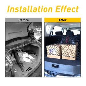 Багажная сетка для багажника автомобиля для Infiniti q50 FX35 G35 Jeep Renegade Wrangler JK JL Grand Cherokee Компас свобода патриота аксессуары