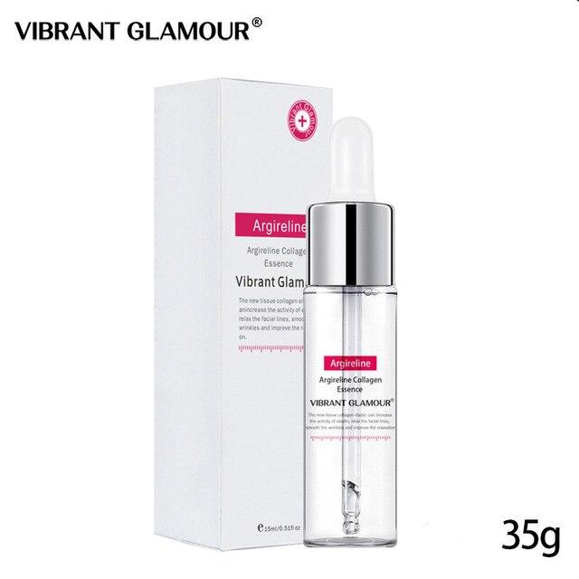 Argireline Collagen Peptides Face Serum Cream Anti-Aging Wrinkle Lift Firming Whitening Moisturizing Skin Care VIBRANT GLAMOUR 2