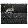 Клавиатура для ноутбука HP Probook 430 G5 440 G5 445 G5 с черной рамкой