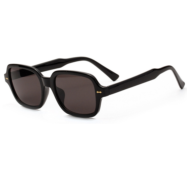Fashion Unisex Square Sunglasses UV400  5