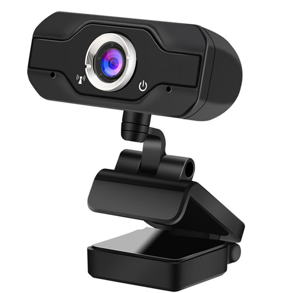 Practical 1080P Camera HD Webcams USB Camera Video Recording Web Camera Portable Drive-free Webcams For PC