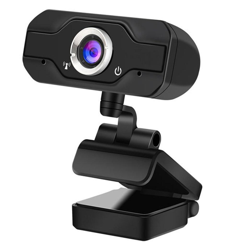 Practical 1080P Camera HD Webcams USB Camera Video Recording Web Camera Portable Drive-free Webcams For PC