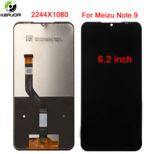 Display For Meizu Note 9 LCD Display+Touch Screen Glass Panel Digitizer replacement For Meizu Note 9 Touch Screen Pantalla(China)