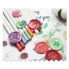 1 шт цветная ручка для восковой печати маркировочная украшение