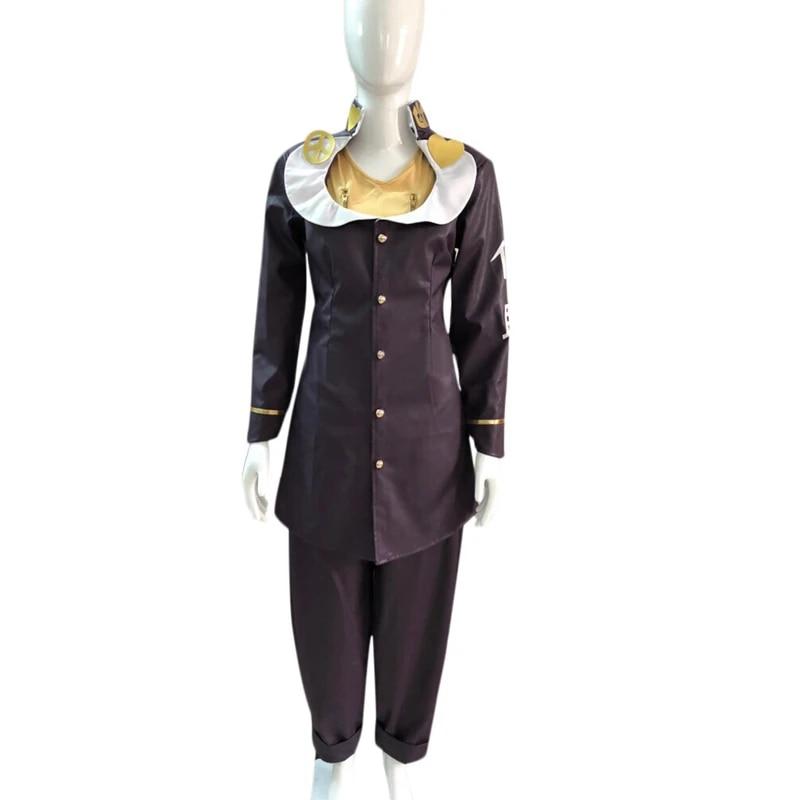 JoJo's Bizarre Adventure Josuke Higashikata Cosplay Costume Any Size top+ pants+inner| | - AliExpress