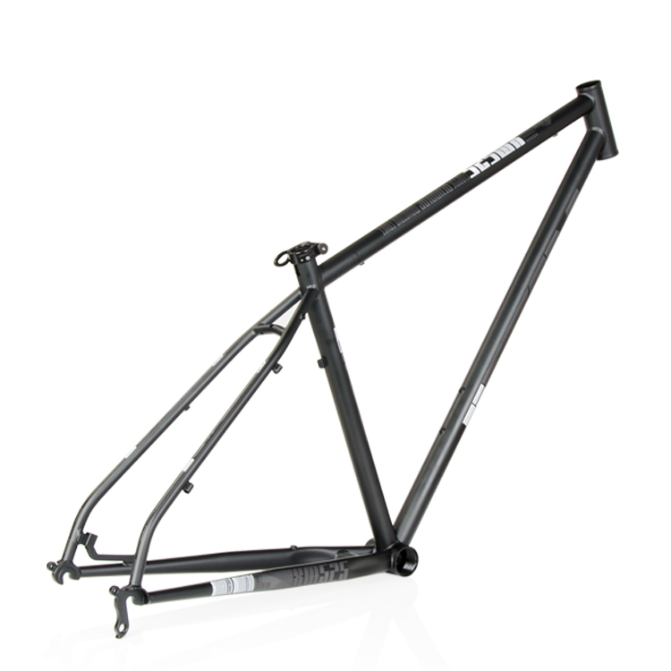 26inch chrome-molybdenum <font><b>steel</b></font> <font><b>frame</b></font> Vintage <font><b>Bicycle</b></font> Mountain Bike <font><b>frame</b></font> lug 520 Reynolds <font><b>frame</b></font> 27.5inch Mountain bike <font><b>frame</b></font> image