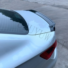 For Jetta Spoiler 2019 High Quality ABS Material Car Rear Wing Primer Color Volkswagen