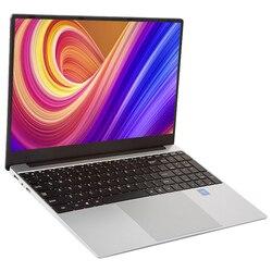 Ultradünne 15,6 Zoll Intel i7 4650U Laptop 8GB RAM 1080P Notebook Windows 10 Dual Band WiFi Volle Layout Tastatur computer