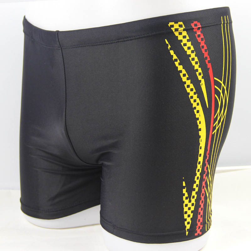 New Style Men Industry Boutique AussieBum Fashion Large Size Comfortable Breathable Quick-Dry Conservative Swimming Trunks
