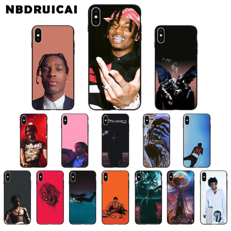 Nbdruicai Playboi Carti High Quality Phone Case For Iphone 11 Pro Xs Max 8 7 6 6s Plus X 5 5s Se Xr Case Phone Case Covers Aliexpress