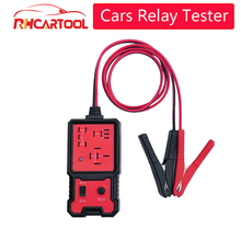OBD2 Universal 12V Cars Relay Tester Relay Testing Tool Auto Battery Checker Accurate Diagnostic Too