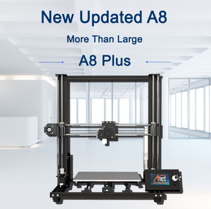 Image 5 - Anet A8 PLUS E10 ขนาดใหญ่ขนาดเดสก์ท็อป FDM DIY 3D เครื่องพิมพ์ Prusa i3 Impresora 3D Imprimante 3D Easy ASSEMBLY