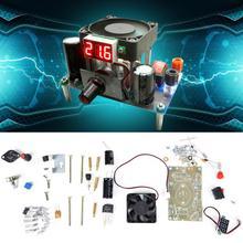 adjustable DC power supply DIY Kit LM338K Voltage Stabilizer Module AC DC Voltage Step Down Buck Module 3A