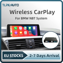 Inalámbrico Apple CarPlay Android interfaz para coche caja para BMW F10 F11 F01 F02 F07 GT sistema NBT con 6,5