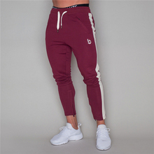 2019 Men Joggers Casual Pants Fitness Men Sportswear Pants Bottoms Skinny Sweatpants Trousers Black Gyms Jogger Sweat Pants mens joggers casual pants fitness men sportswear tracksuit bottoms man skinny sweatpants trousers male gyms jogger track pants
