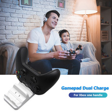 Charging Dock Charger with Battery Dual USB One S Game Controller Packs for Xbox Household Playing Game with Children
