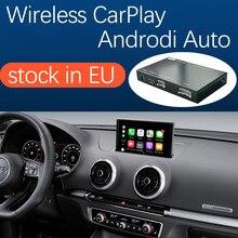 Relação automática sem fio do andróide do carplay da apple para audi a3 2013-2018, com funções do jogo do carro da relação do espelho do airplay